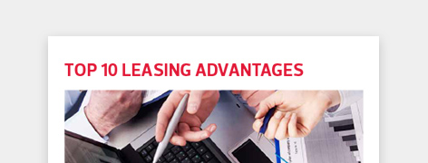Top 10 Advantages of Leasing