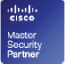 Cisco Security Master logo