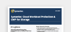 Cloud Workload Protection data sheet