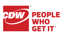 CDW Logo with Tagline