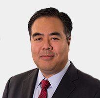 Portrait of Mark Chong